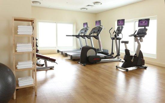 Premier Inn Dubai International Airport Hotel: Gymnasium