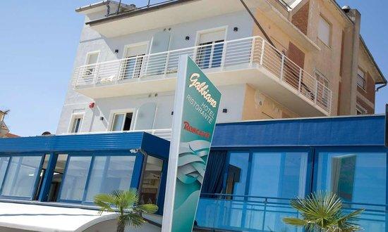 Hotel Gabbiano: Outside - Esterni