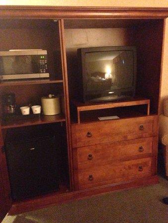 ريد لايون هوتل ويناتشي: Inside my room