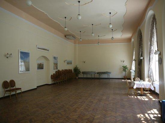 Brukenthal Palace Avrig: Second dining hall