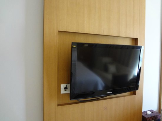 Grand Inna Kuta: LCD TV Set