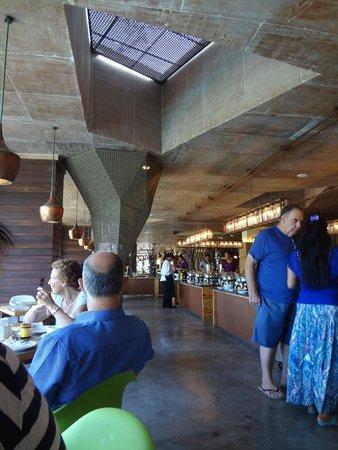 Grand Inna Kuta: Breakfast