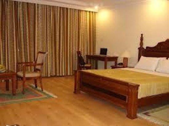 Naura Springs Hotel: Most spacious rooms