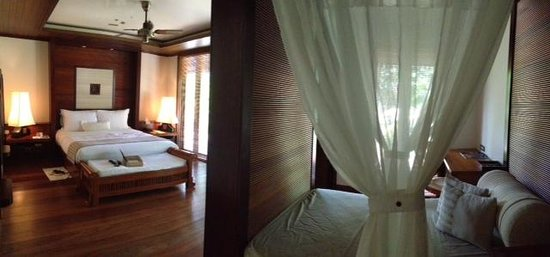 Tanjong Jara Resort: Bumbung room