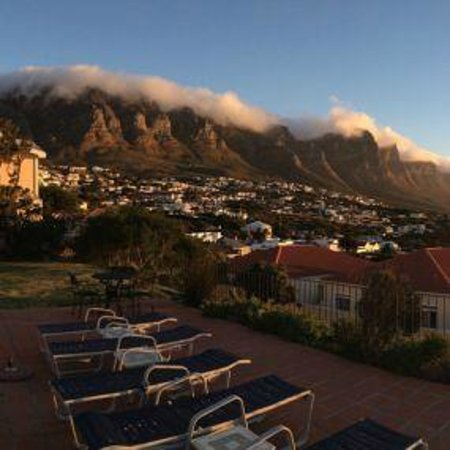 The Bay Atlantic Guest House: Panoramic view of The Twelve Apostles