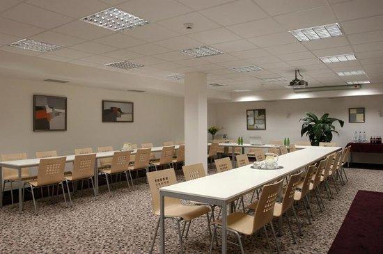 Silenzio Hotel: Meeting Room