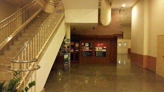 Loei Palace Hotel: Lobby