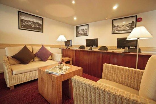 Ngoc Lan Hotel: business center
