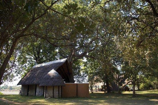 Nkwali Camp: Chalet