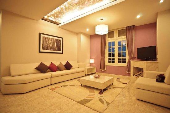 Ngoc Lan Hotel: Presidential Suite