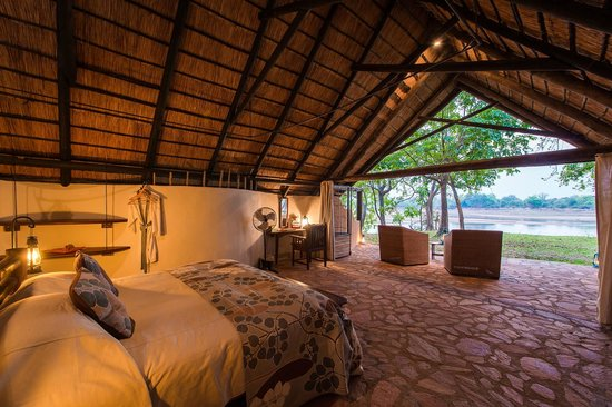 South Luangwa National Park, Sambia: Chalet