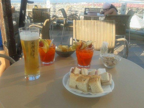 Hotel Metropol: Happy Hour in Cattolica!
