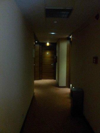 Silken Coliseum Hotel: habitación 9