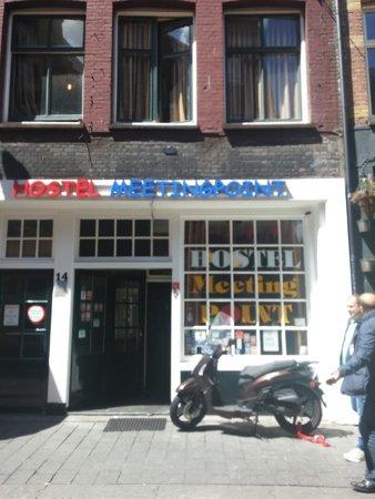 Hostel Meeting Point : Hostel good location