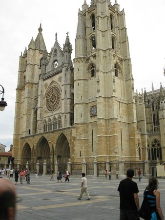 Orejas Hostal: Catedral Leon