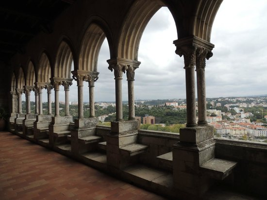 Hotel Ibis Leiria Fatima: Castelo
