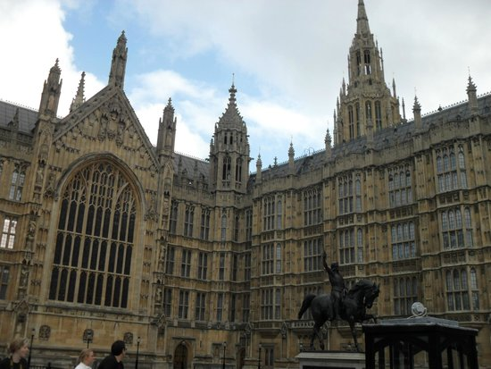 Houses of Parliament: Palazzo di Westminster