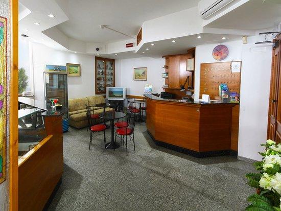 Hotel Anita : hall