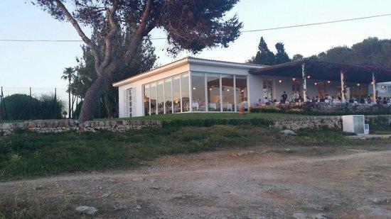 Prinsotel La Caleta: Terraza del comedor