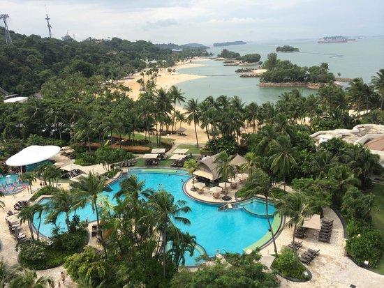Shangri-La's Rasa Sentosa Resort & Spa : Shangri-la Rasa Sentosa Island