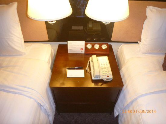 Prudential Hotel: Phone Desk