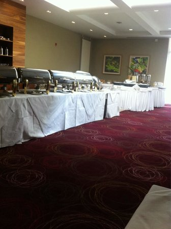 CityNorth Hotel & Conference Centre: Breakfast room .