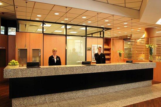 NH Dortmund : Lobby/Reception