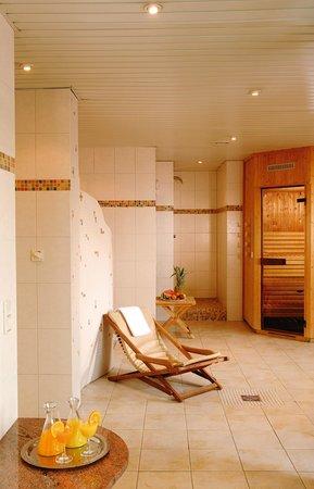NH Dortmund : Sauna