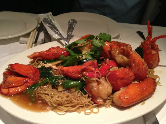 Portion For 2 Pax - Picture Of Mandarin Kitchen, London - Tripadvisor
