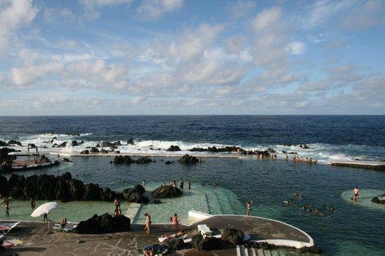 Porto Moniz Natural Swimming Pools: Porto Moniz
