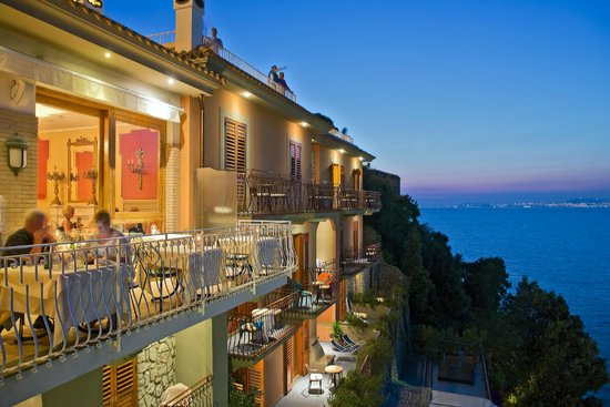 Fabulous Hotel on outskirts of Sorrento - Review of Hotel Belair, Sorrento,  Italy - Tripadvisor