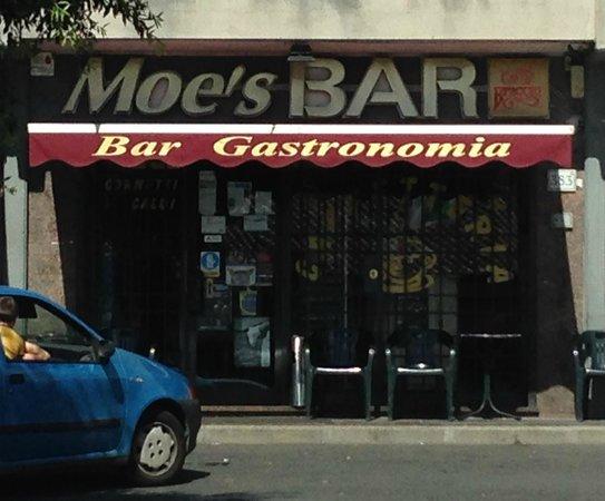 Moe's BAR - Pantan Monastero - Roma