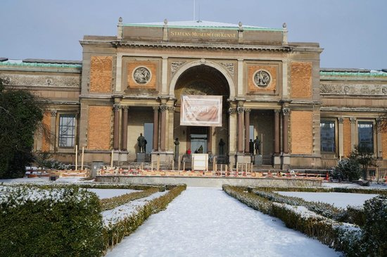 Statens Museum for Kunst : 外観