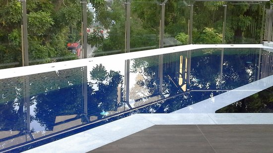 Santa Grand Hotel Bugis : kolamrenang
