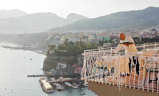 Hotel Belair: Terrazza Ristorante