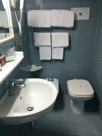 Lido Hotel: Bagno