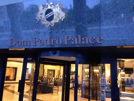 Dom Pedro Lisboa: A entrada ...