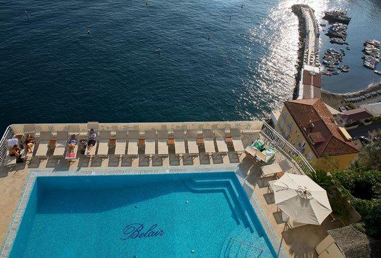 Hotel Belair: Piscina