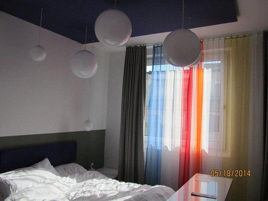 Ibis Styles Aachen City : Room