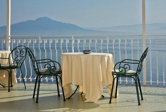 Hotel Belair: Terrazza Bar