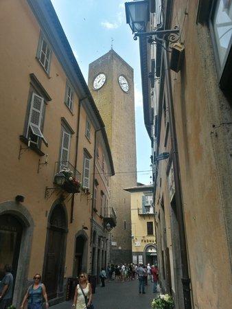 Torre del Moro: Scorcio della torre