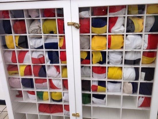 Royal Yacht Britannia: A colourful experience