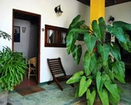 Tartaruga Hotel & Beach Restaurant: outside of the room