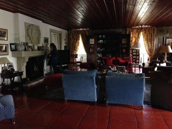 Casa do Cimo: Sala de convivio