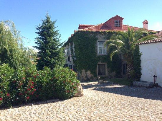 Casa do Cimo: Parque