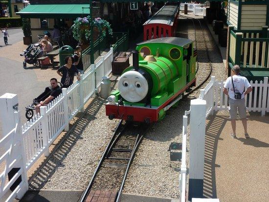 Tamworth, UK: Percy