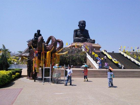 Huay Mongkol Temple : Great views