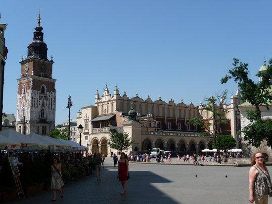 Marktplatz (Rynek Główny): Market Square