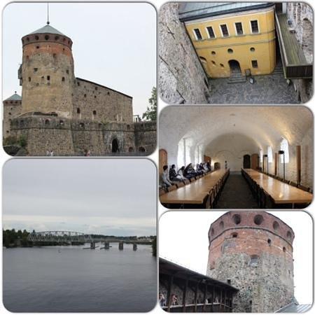 Castillo de Olavinlinna: крепость