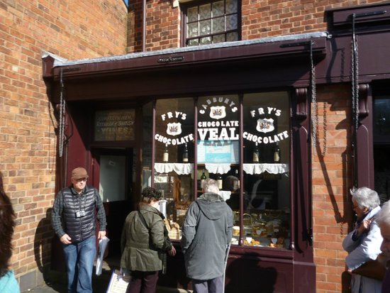 Black Country Living Museum: Baker's Shop at Black Country Museum